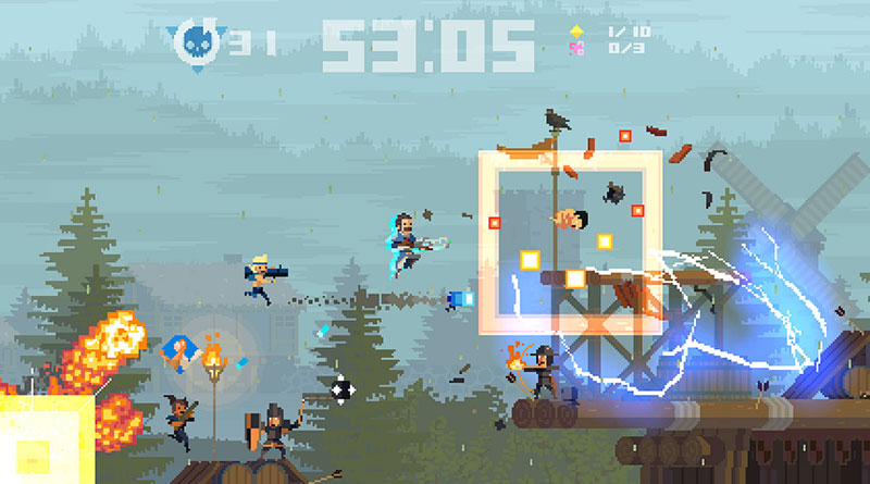 Super Time Force Ultra PS Vita Release Date