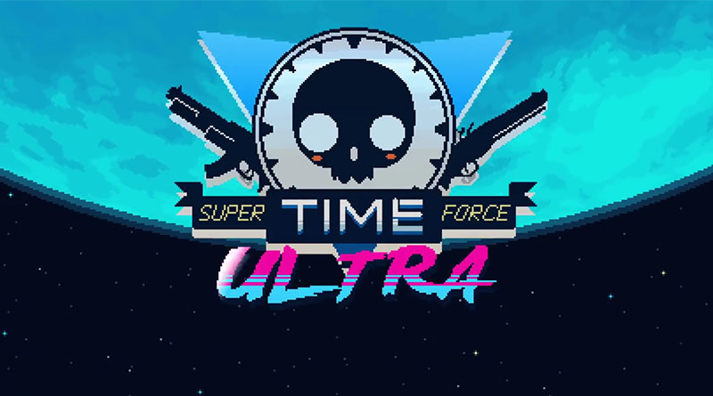 Super Time Force Ultra PS Vita
