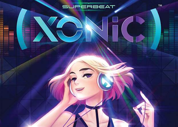 Superbeat: XONiC PS Vita Box Art