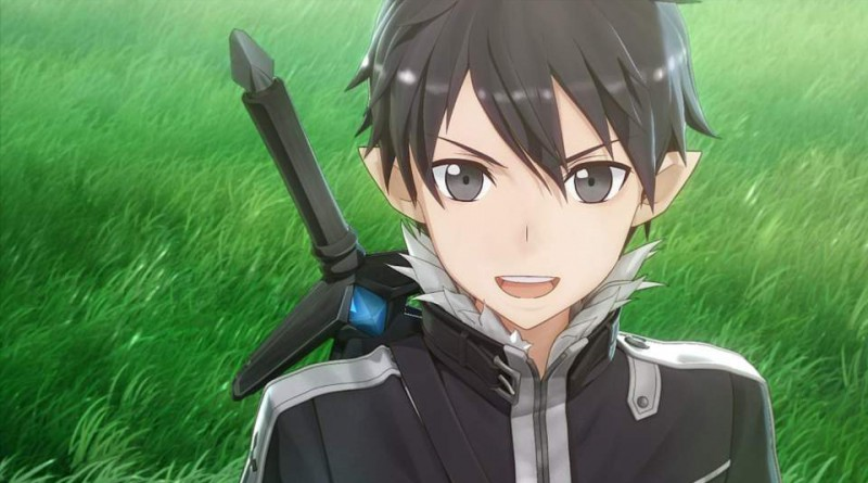 Sword Art Online: Lost Song PS Vita PS4