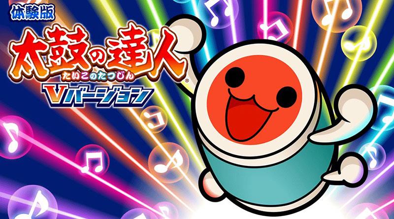 Taiko Drum Master: V Version PS Vita Gameplay