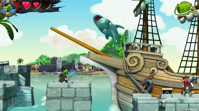 The Muppets: Movie Adventures PS Vita