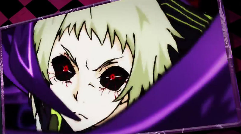 Tokyo Ghoul: Jail PS Vita Adventure RPG