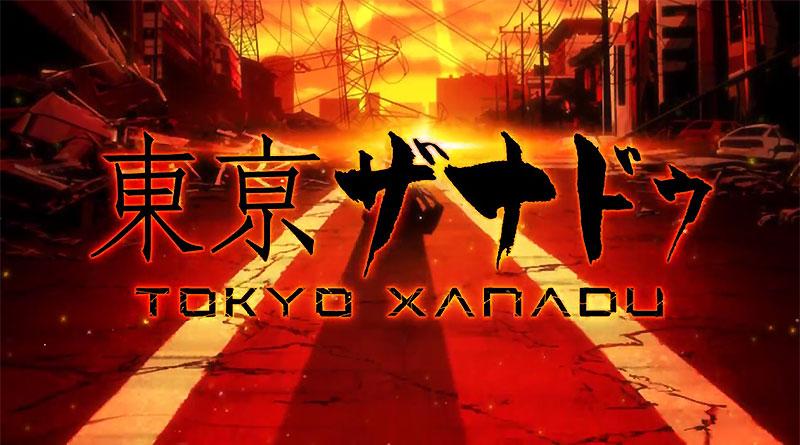 Tokyo Xanadu PS Vita Five Minutes Trailer
