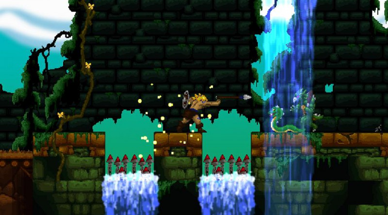 Volgarr The Viking PS Vita PS4