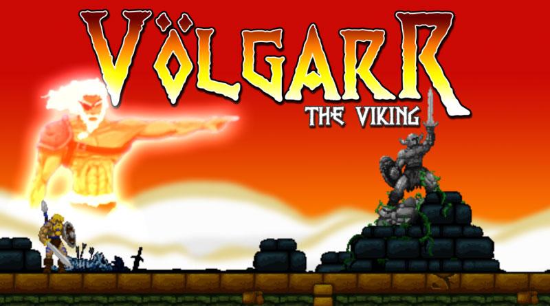 Volgarr The Viking PS Vita PS4