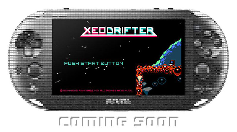 Xeodrifter: Special Edition PS Vita PS4