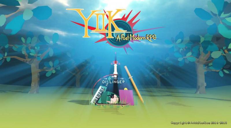 YIIK PS Vita PS4 Wii U PC Mac