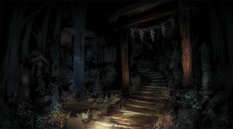 Yomawari PS Vita Trailer Night Watch