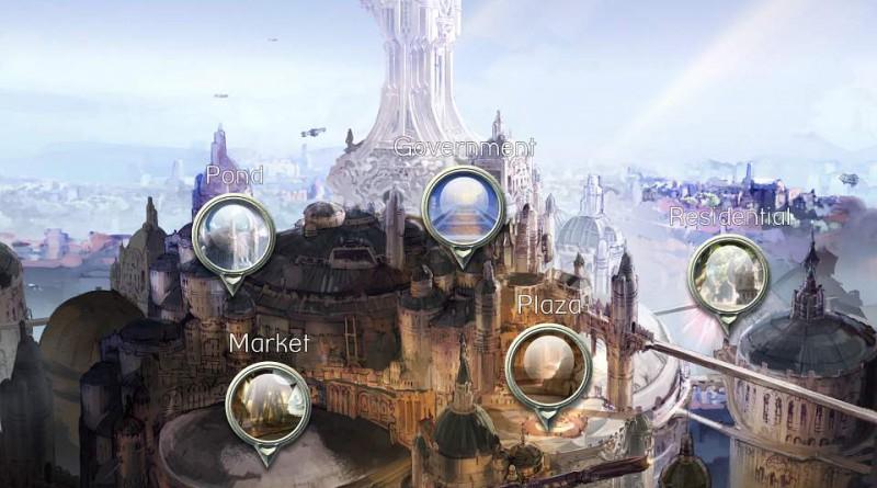 Zodiac: Orcanon Odyssey PS Vita PS4