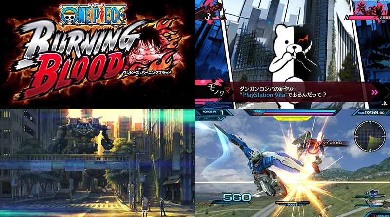All PS Vita Related Announcements Sony Tokyo Game Show 2015 Press Conference