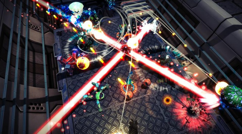 Assault Android Cactus PS Vita PS4