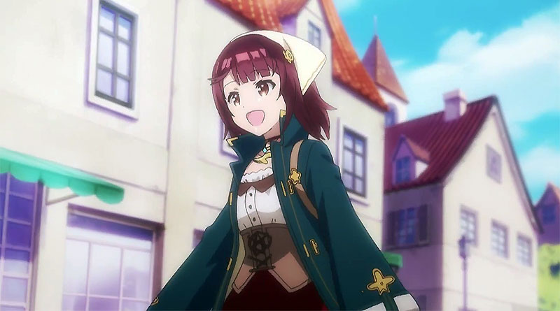 Atelier Sophie: The Alchemist of The Mysterious Book New Trailer PS Vita PS3 PS4