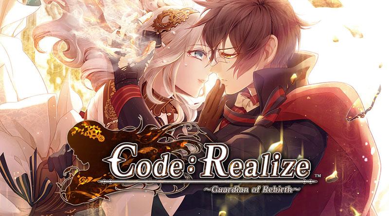 Code: Realize ~Guardian of Rebirth~ PS Vita North America