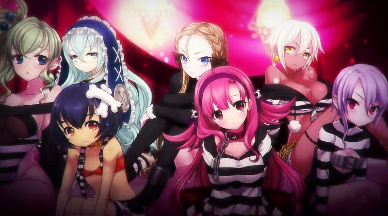 Criminal Girls 2 PS Vita Trailer