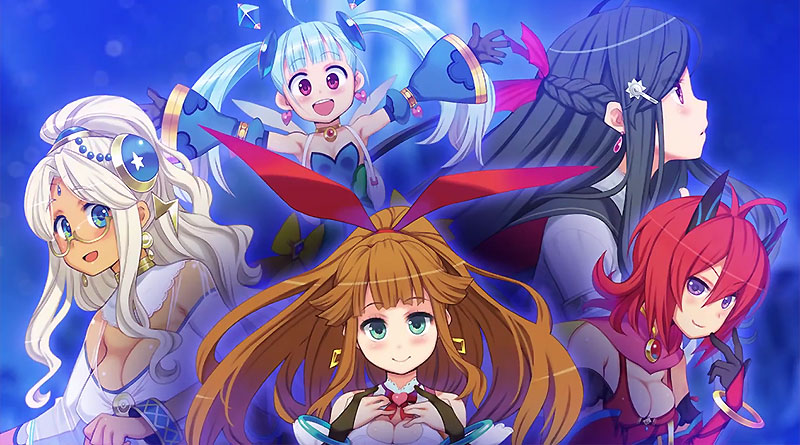 MeiQ: Labyrinth of Death PS Vita