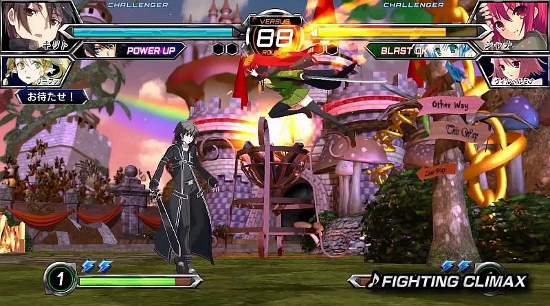 Dengeki Bunko: Fighting Climax Ignition PS Vita PS3 PS4 First Trailer