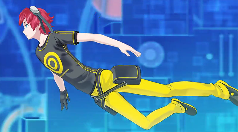 Digimon Story: Cyber Sleuth PS Vita PS4 English Trailer