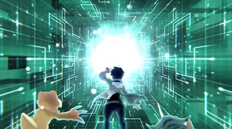 Digimon World: Next Order Tokyo Game Show 2015 Trailer TGS PS Vita