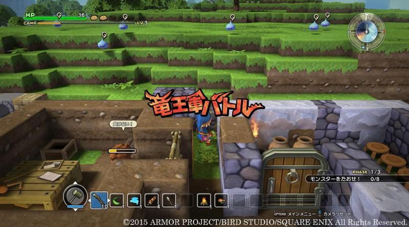Dragon Quest Builders PS Vita PS3 PS4