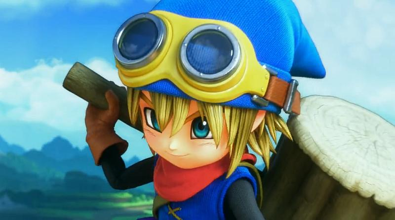 Dragon Quest Builders PS Vita PS3 PS4 TGS 2015 Trailer Launches January 28, 2016 Japan