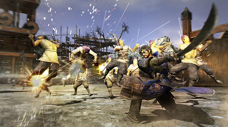 Dynasty Warriors 8: Empires PS Vita North America Europe