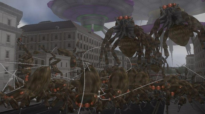 Earth Defense Force 2: Invaders From Planet Space PS Vita