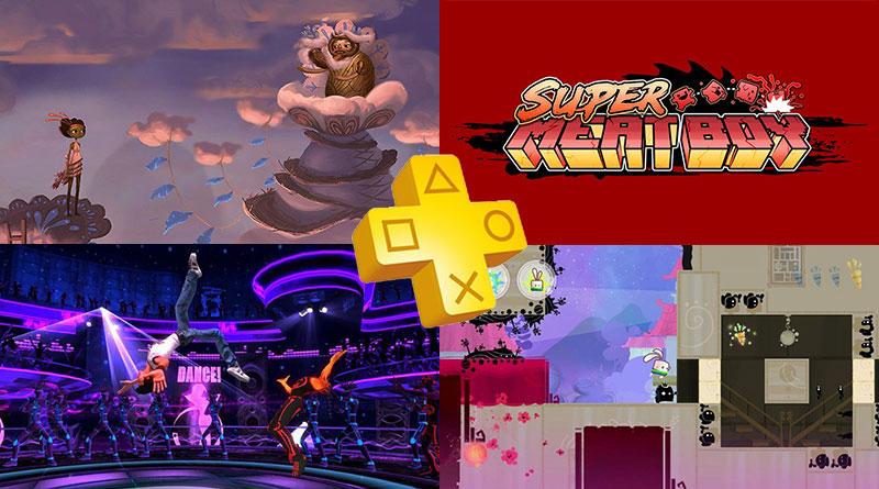 Free PlayStation Plus PS Vita Games October 2015
