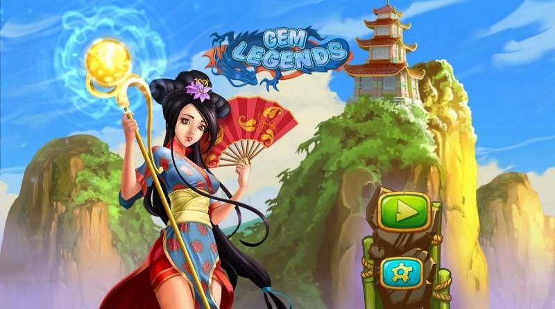 Gem Legends PS Vita