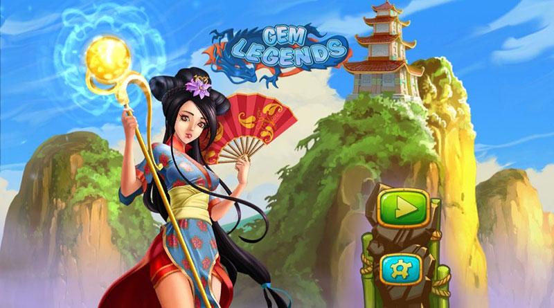 Gem Legends PS Vita North America