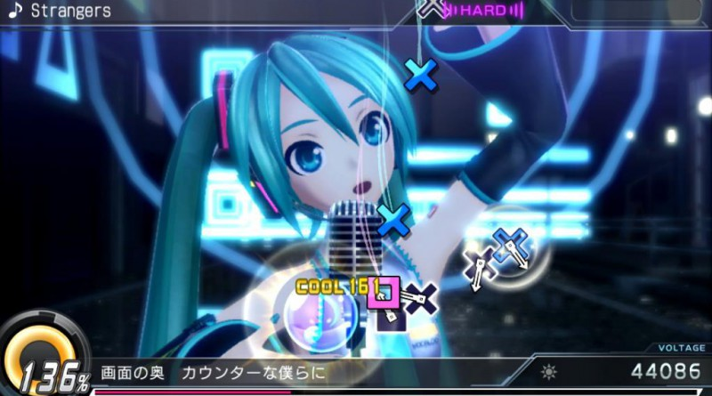 Hatsune Miku: Project Diva X PS Vita PS4