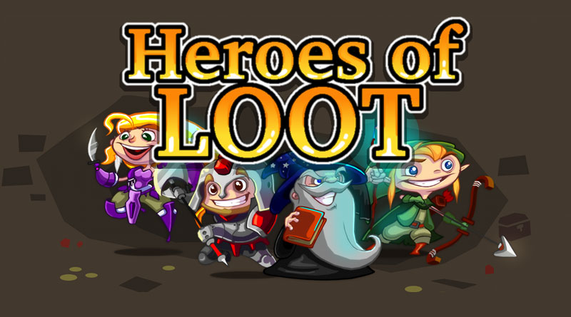 Heroes Of Loot PS Vita