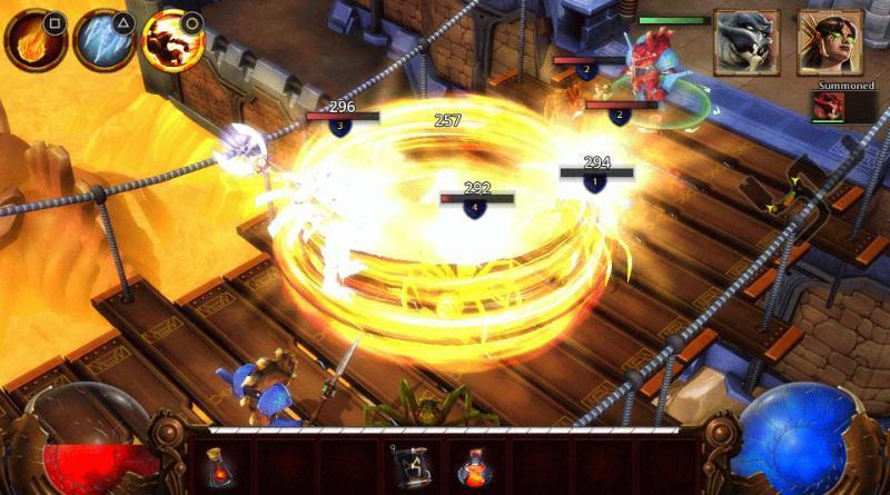 Invokers Tournament PS Vita PS3