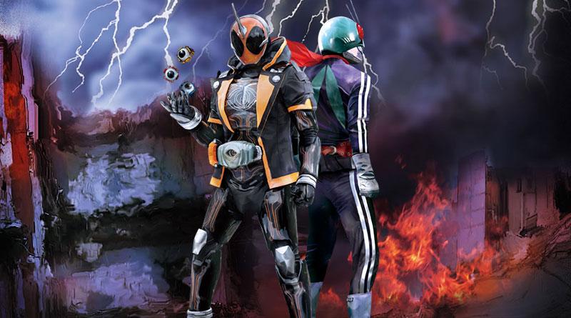 Kamen Rider: Battride War Genesis PS Vita PS3 PS4 Teaser Trailer