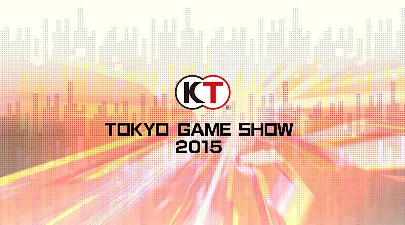 Koei Tecmo Tokyo Game Show 2015 Live Stream Schedule