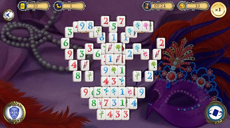 Mahjong Carnival PS Vita