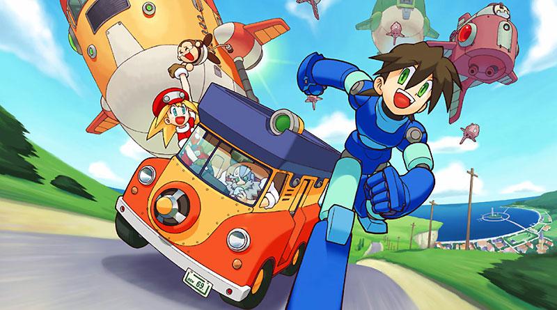 Mega Man Legends PlayStation Store North America PS Vita PS3