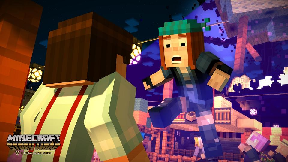 Minecraft: Story Mode Officially Confirmed For PS Vita