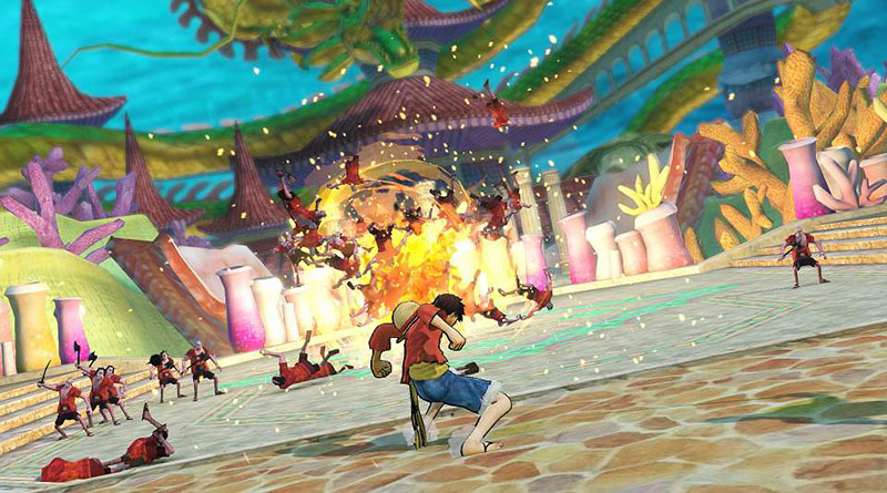 One Piece: Pirate Warriors 3 PS Vita Standard Edition