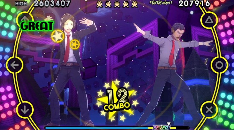 Persona 4: Dancing All Night PS Vita Tohru Adachi DLC Character
