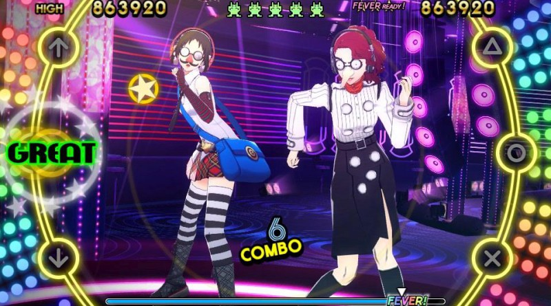 Persona 4: Dancing All Night PS Vita Marie DLC Character