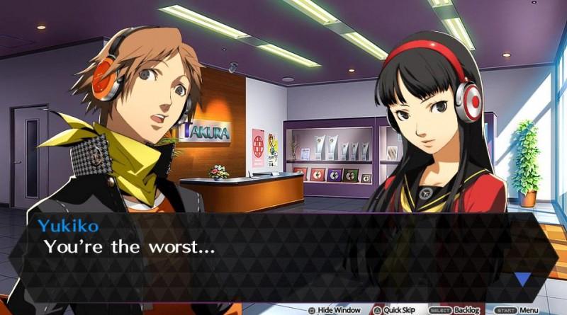 Persona 4: Dancing All Night PS Vita
