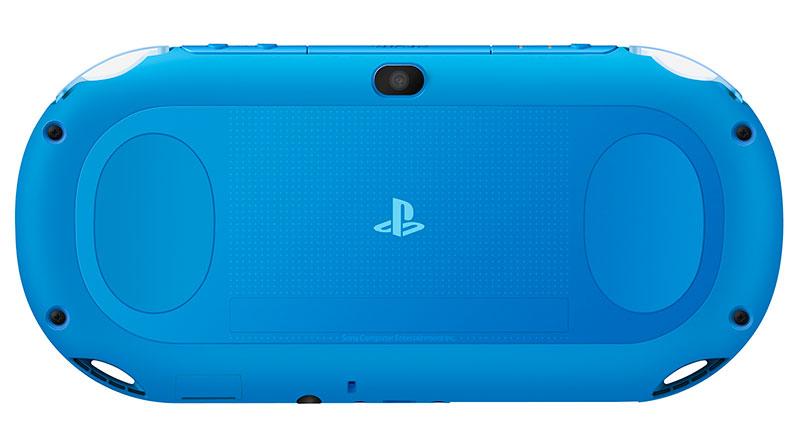 Aqua Blue PS Vita