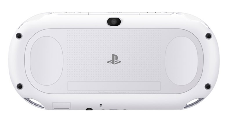 Glacier White PS Vita