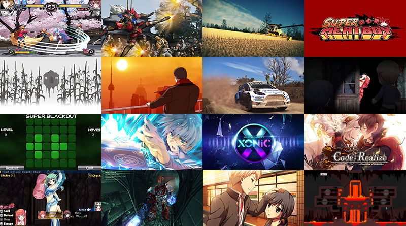 PS Vita New Releases October 2015