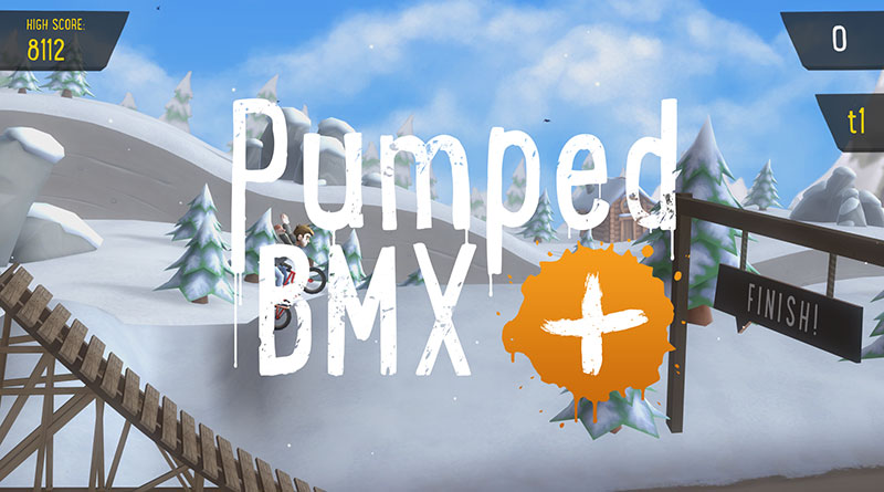 Pumped BMX + PS Vita PS3 PS4