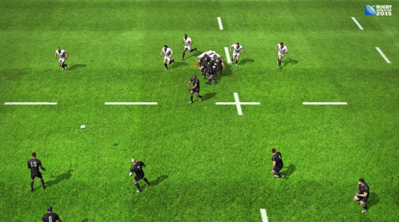 Rugby World Cup 2015 PS Vita PS3 PS4
