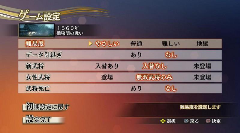 Samurai Warriors 4: Empires PS Vita PS3 PS4