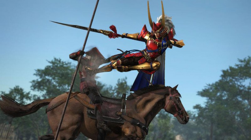 Samurai Warriors 4-II PS Vita PS3 PS4