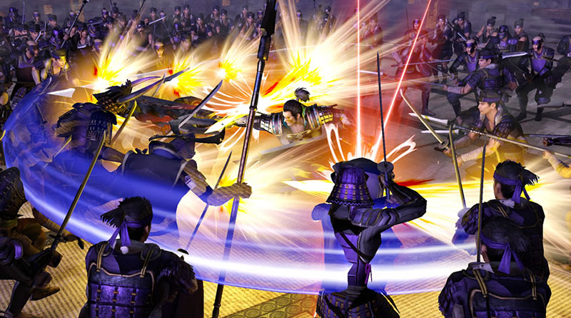 Samurai Warriors 4-II PS Vita